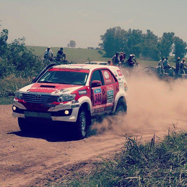 Toyota Fortuner - Rally Dakar - toyotacostarica's photo on Instagram
