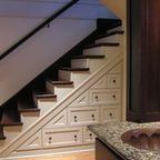 unglaublich  Der Silvergate Plan # 1254-D von Donald Gardner Architects - Craftsman - Basement - Charlotte - von Donald A. Gardner Architects
