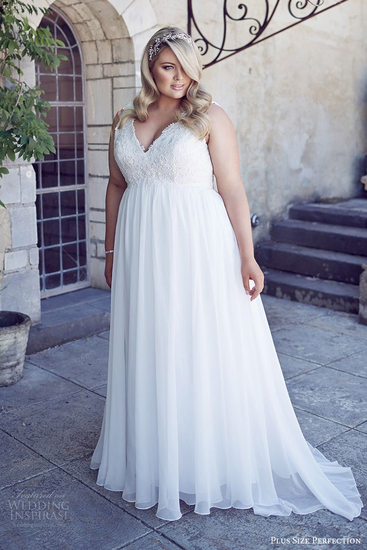 45 best Big Beautiful Brides images on Pinterest | Curvy ...
