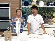 Brownie do Luiz Esse, com certeza, vai ser figurinha fácil em casa! ;oD