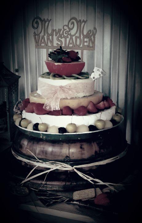 cheese stack cake