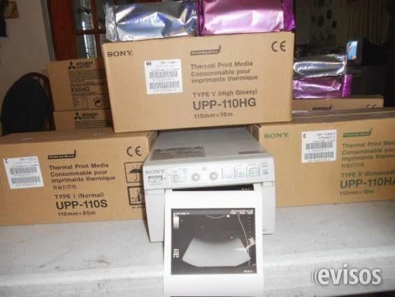 Impresora térmica SONY UPD895  Impresora térmica marca SONY modelo UPD895 digital, usada, en perfectas condiciones y con garantía ...  http://monterrey-city-2.evisos.com.mx/impresora-termica-sony-upd895-id-607364
