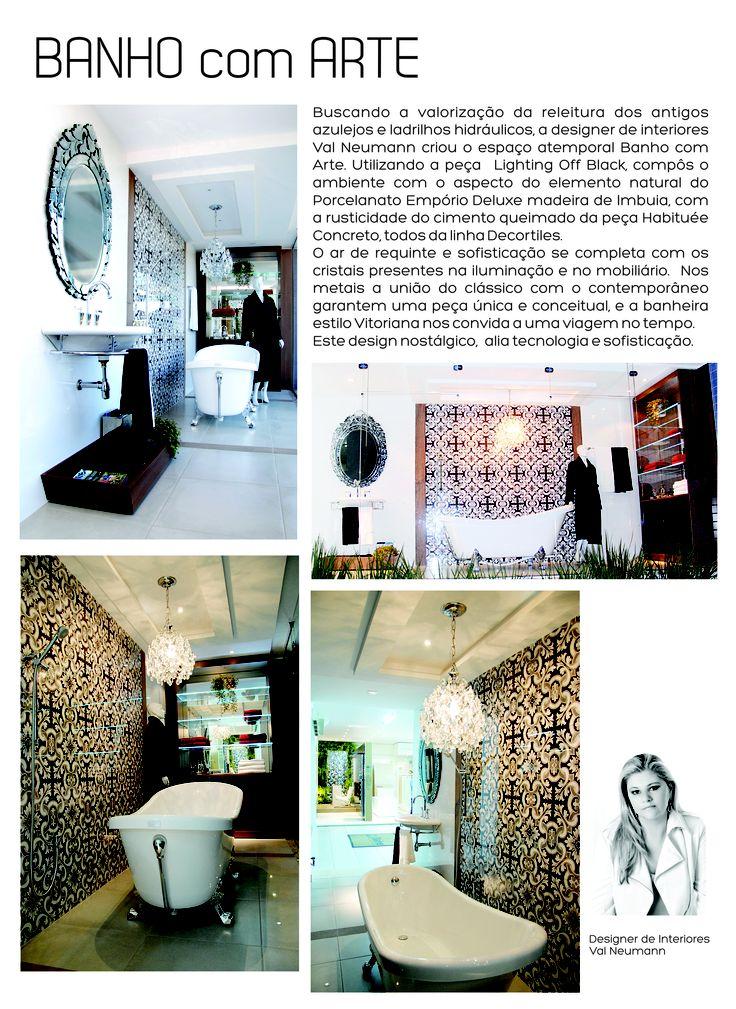 Banho com Arte - Página 20