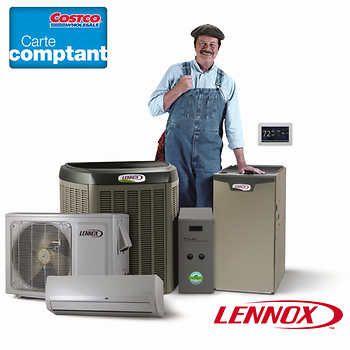 Systèmes de confort au foyer Lennox®