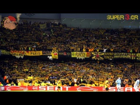 8.000 crazy ARIS fans in Manchester