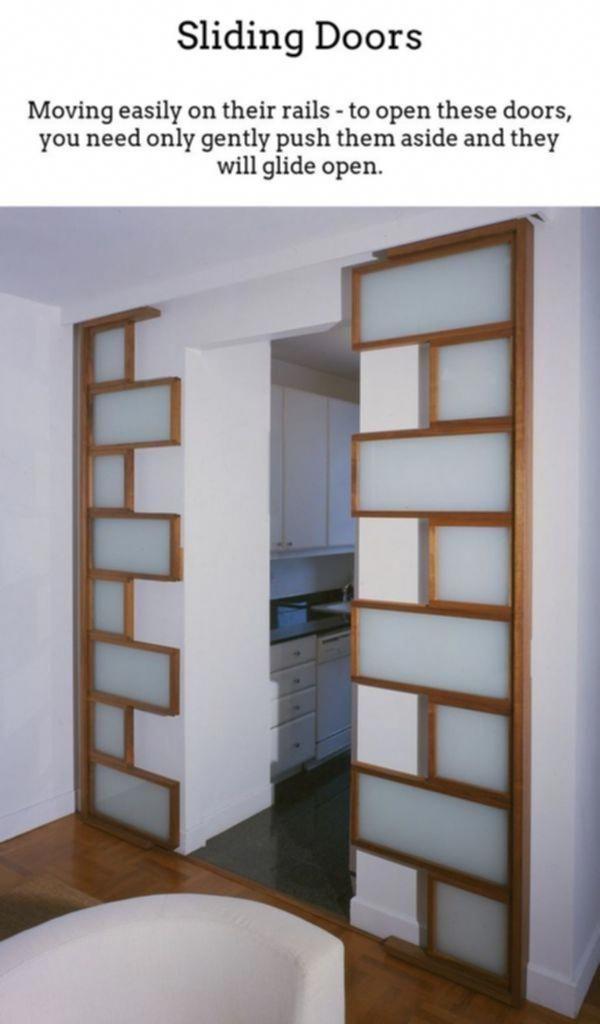 Internal Sliding Doors Room Dividers White Interior