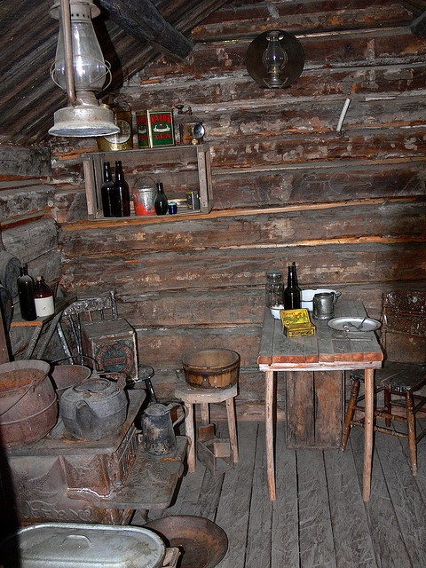 Old Trapper Cabins | Trappers Cabin | Flickr - Photo Sharing!