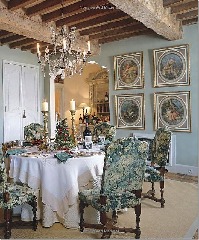 158 best country cottage dining-room images on pinterest | cottage