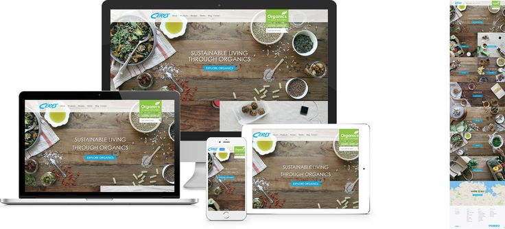 Ceres Organics - website design by Forge Online http://www.forgeonline.co.nz/google-adwords/
