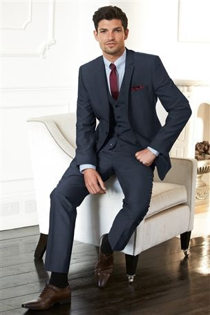 1000  images about blue suit on Pinterest | Suits, Midnight blue