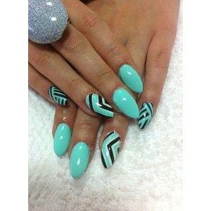 Summer 2015 Nail Art. - Polyvore