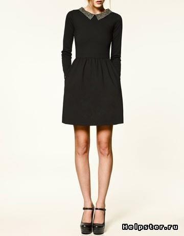 Как сшить простое трикотажное платье