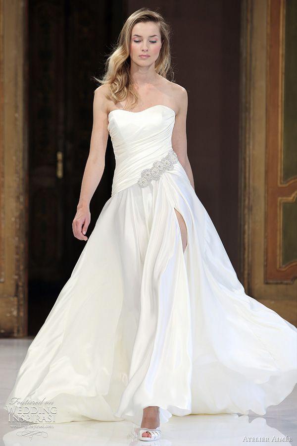 atelier aimee wedding gowns 2012