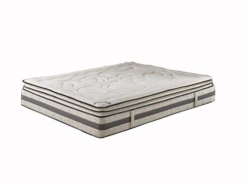Continental Sleep Mattress Double Pillow Top Assembled