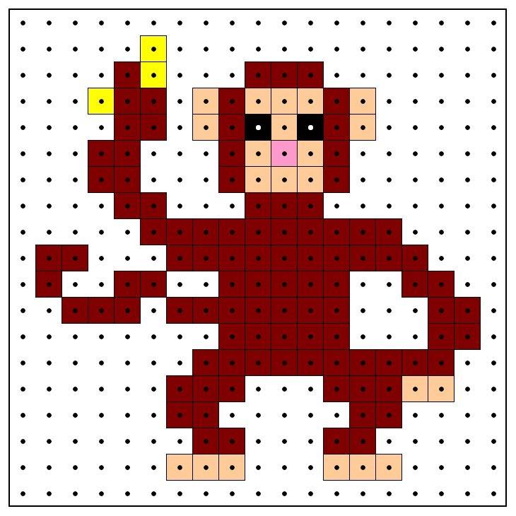 KleuterDigitaal - wb kralenplank aap 02