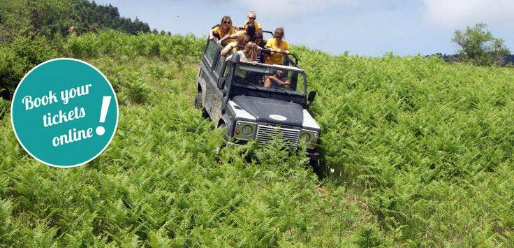 Day tour to Sithonia #Halkidiki – #Jeep Safari 4χ4 #Greece #thingstodo #tickets
