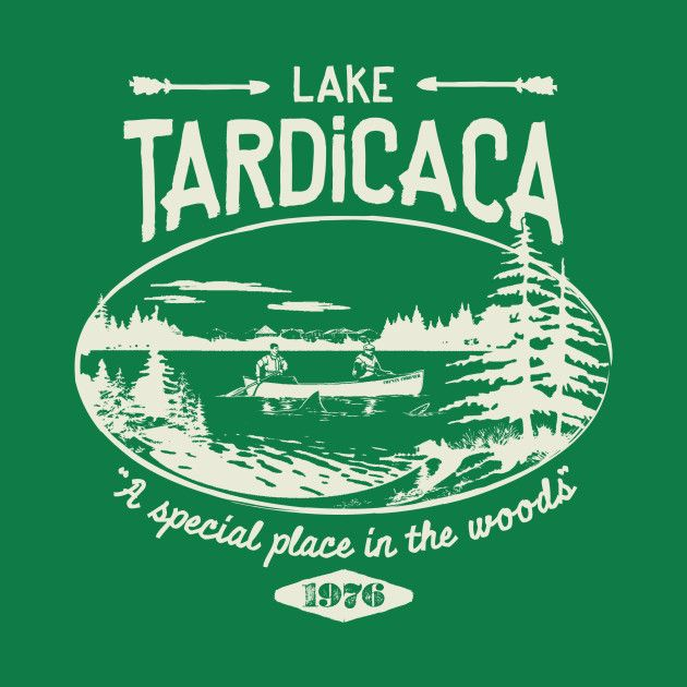 "Shirt from ""South Park"" season 14, episode 7. Awesome 'Lake+Tardicaca' design on TeePublic!"