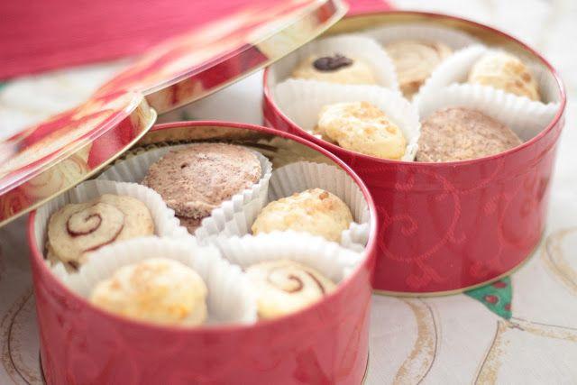 Sugestões para os cabazes de Natal #6 - Lata com Sortido de Bolachas