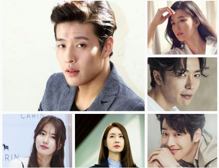 I want to see all of them same drama...may be one day
