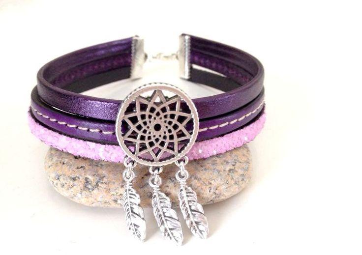 1000 idées sur le thème Bracelet Attrape Reve sur Pinterest  Marque ...