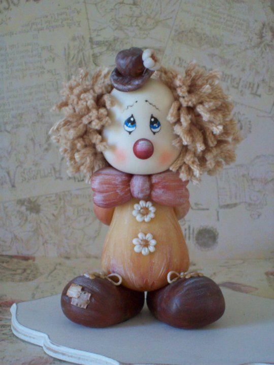 Très Joli Craft romantic clown