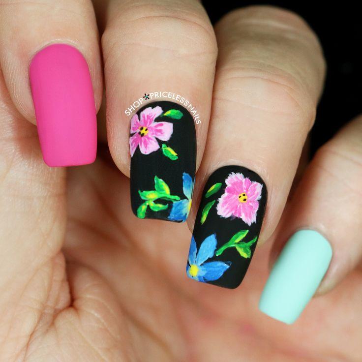 Bright & tropical florals! ✨