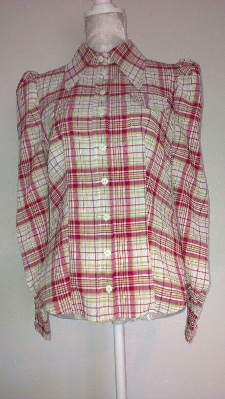 Skjorteprojekt - Beklædningshåndværker