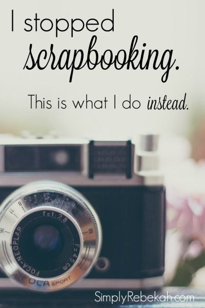 From scrapbooks to online photo books, I couldn't keep up once I had kids! Now I'm using Chatbooks photo books to simplify the way I print photo memories.