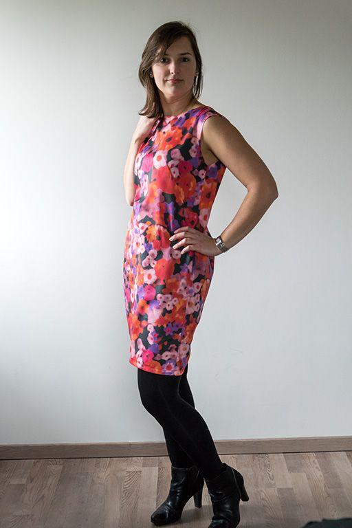 Nieuw patroon, de Norah's junior High Dress