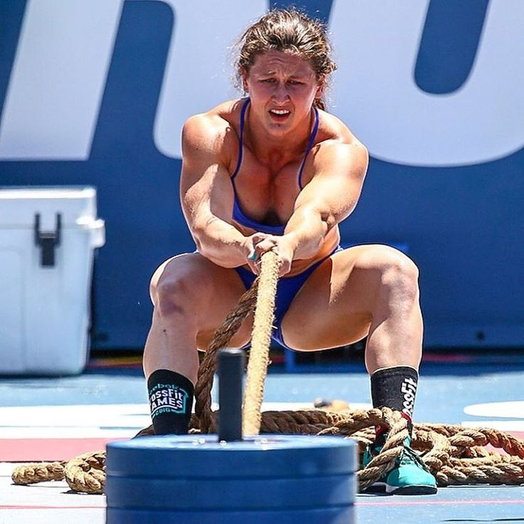 Tia-Clair Toomey: 2016 CrossFit Games Rope Chipper  ----> http://ever-unfolding.net/sports-fitness/