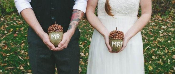 mr. and mrs. acorn