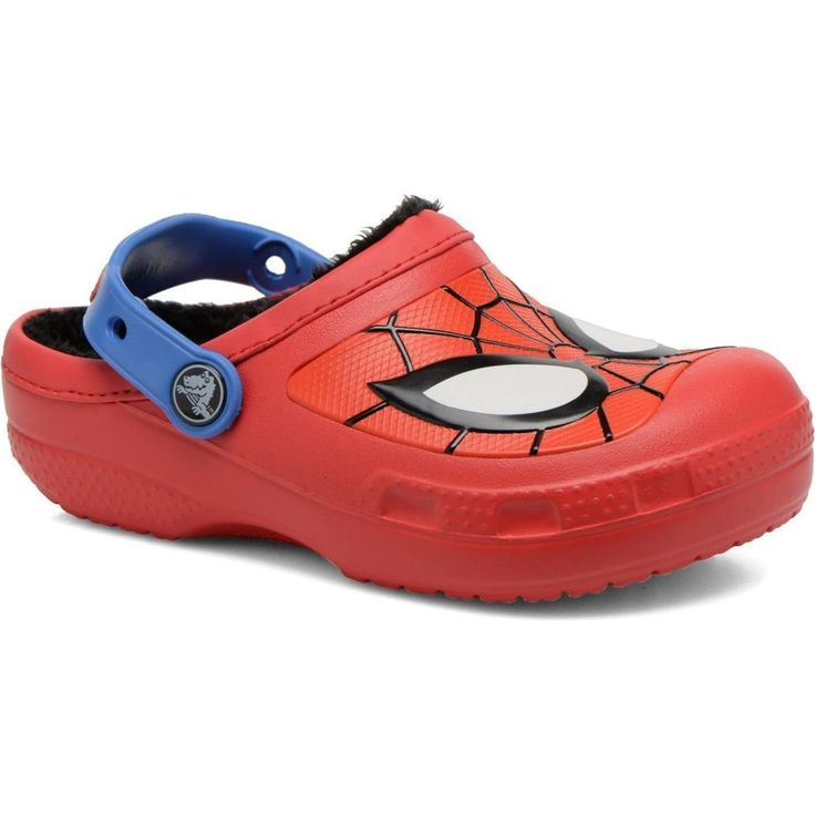 Crocs Sandalen CC Spiderman Lined Clog