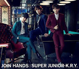 TaeTae Book: [LYRIC] SUPER JUNIOR K.R.Y. - JOIN HANDS WITH MEMB...