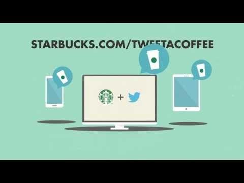 Tweet a Coffee: Send an eGift via Twitter