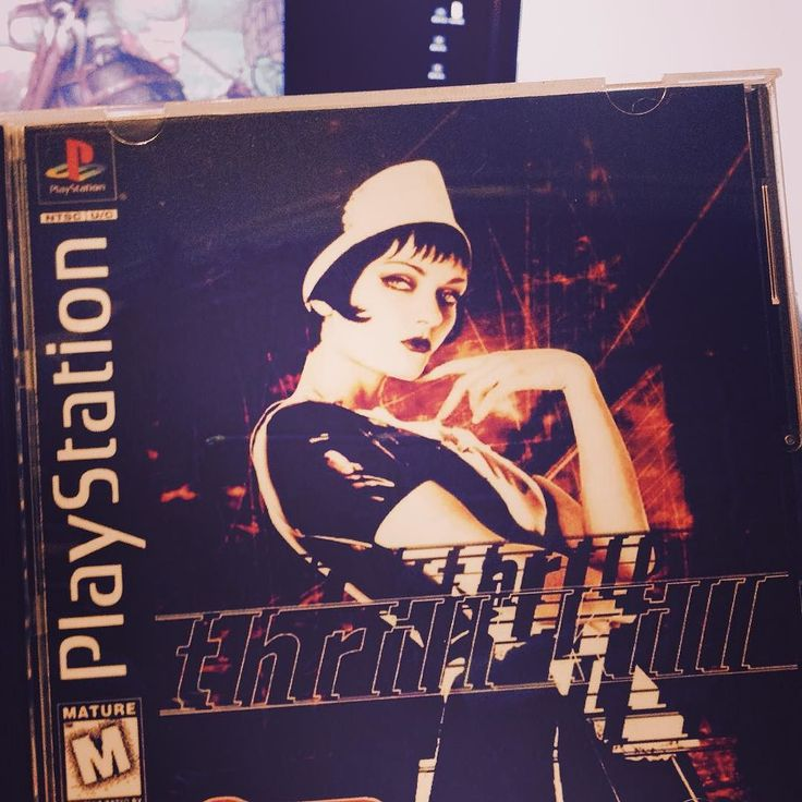 On instagram by blight_raven #playstation1 #microhobbit (o) http://ift.tt/1XntALL got a copy of #thrillkill . Never released but luckily it was leaked onto the Internet in 1998 before it was canceled. #nerdy #survival #survivalhorror #fighting #ps1 #playstation  #fightinggame #fightingamecommunity #greek #oldschool #oldschoolgamming