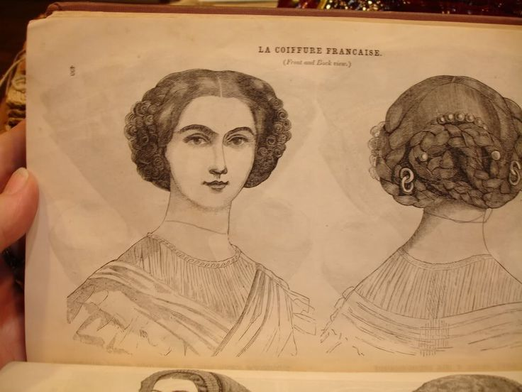 143 best 1850s 1860s hairstyles images on pinterest lots of braids lots of flowers ccuart Image collections