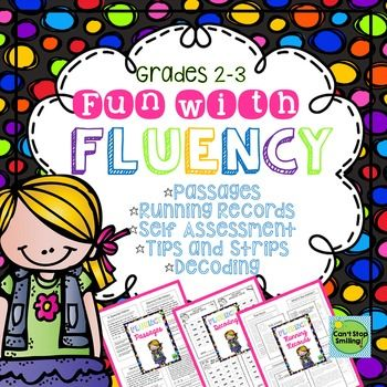 FluencyFluencyHave you struggled with finding the most efficient tools to increase reading fluency among your struggling readers?  I have combined many of my favorite tools, and that of my students, in one packet.  This packet will  provide you and your students with fun activities to build reading fluency and increase reading scores for your struggling readers.