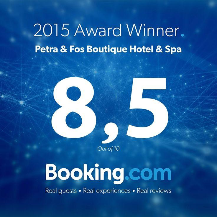 #guestsloveus #thankyou #petrakaifos #mani @bookingcom