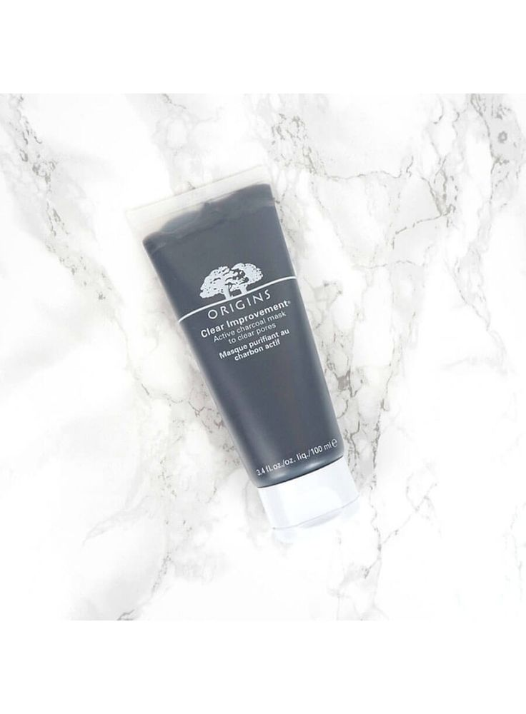 Origins Charcoal Mask - review on rose-tinted.com