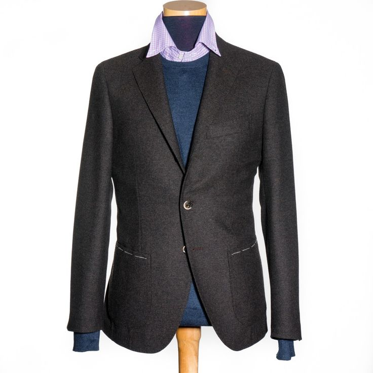Franco Montanelli's Wool Jacket
