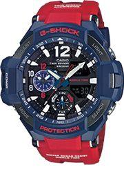 Най-новият G-Shock- предназначен за пилоти