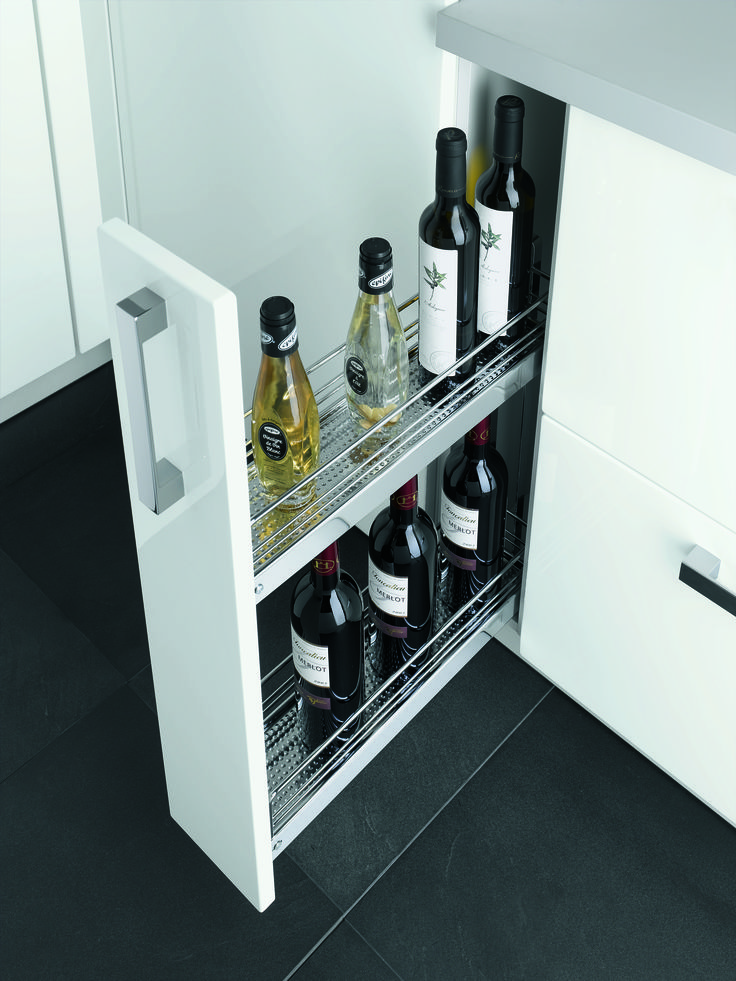 Best No matter what you might want to put away u bulky bottle crates or slim baking