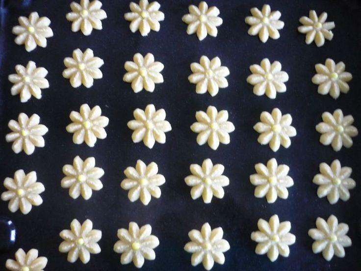 Recette n°2 pour biscuits à la presse à biscuits