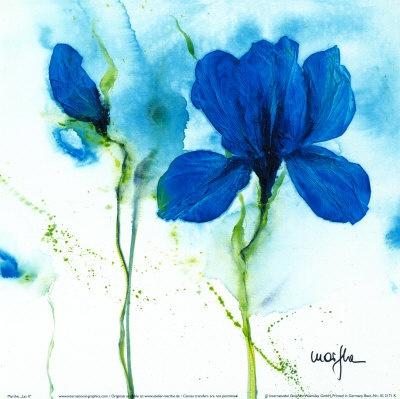 Lilly II by MartheIi Prints, Flower Art, Ii Frames, Lilies Ii, Artcom Lilies, Art Prints, Art Com, Marthe, Frames Art