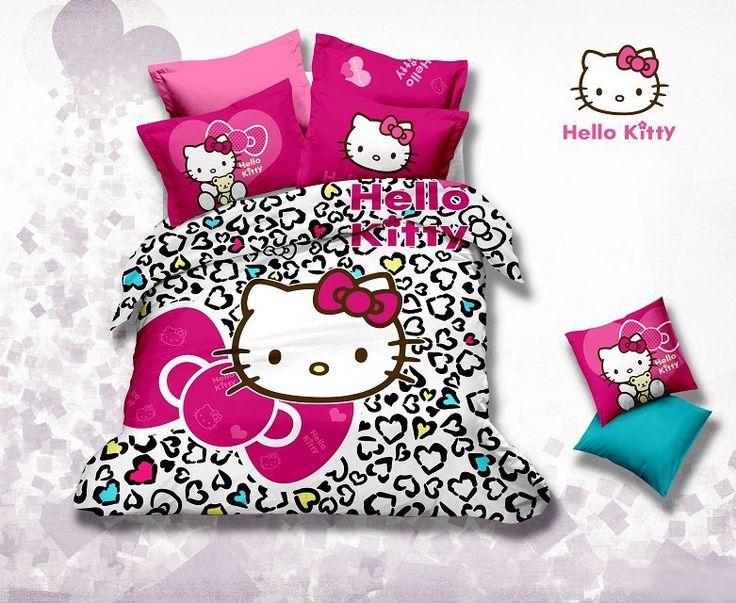 Hello Kitty Bedroom Sets Girls 107 best hello kitty bedroom images on pinterest   hello kitty