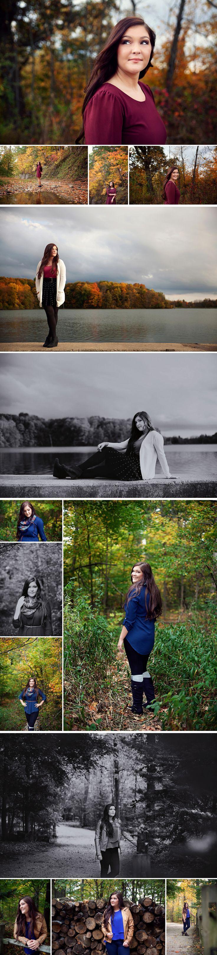 Wooster Ohio Senior Photography - The Picture Show - Norwayne High School Senior Photos