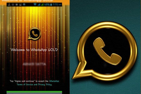 Welcome back Whatsapp Plus lovers, now you can use Whatsapp Gold Edition along with Whatsapp original application on your smartphone simultaneously.Whatsapp gold edition is the most extreme editions so far with maximum modifications and tweaks. Whatsapp gold edition is packed with new user interface, sending video of upto 5 GB at once instead of 16 mb, new fonts styles, bold names in contacts, smooth and very fast to operate.