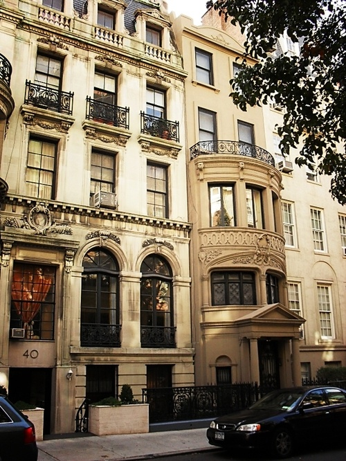 Upper East Side, New York City by Vivienne Gucwa