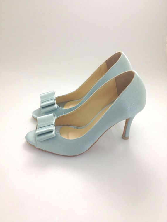 Duck Egg Blue Ladies Shoes Ted Baker