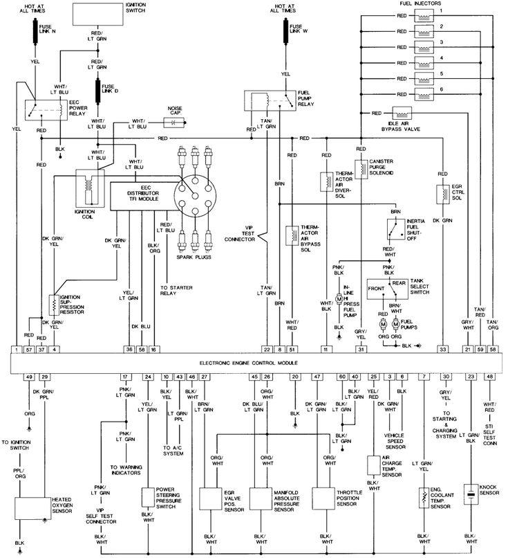 1989 Isuzu Npr Wiring Diagram